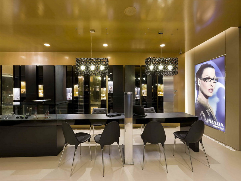 top brand optical showroom furniture hot-sale for shop OUYEE-7