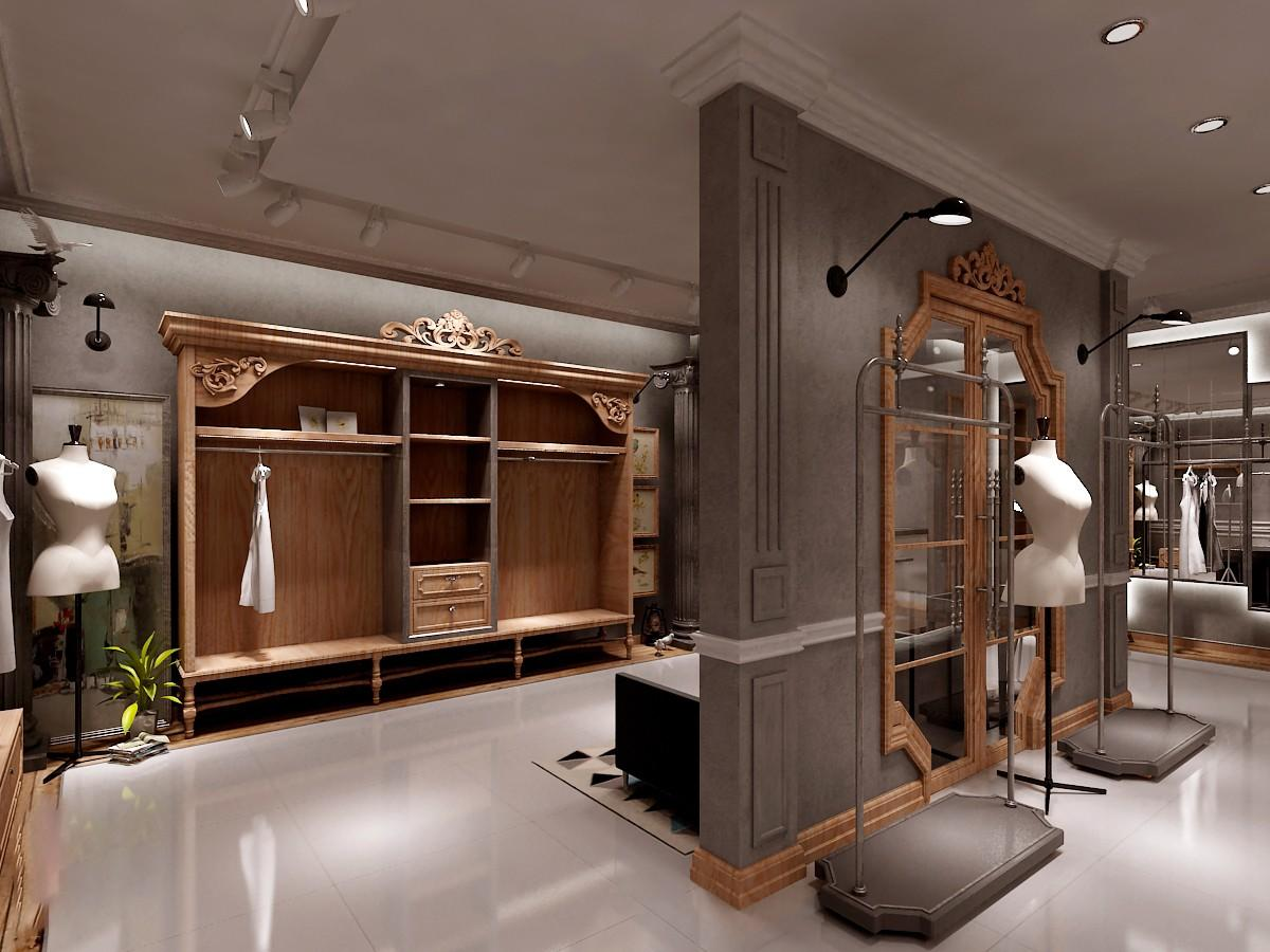 cloth shop design high-end universalfor wholesale-3