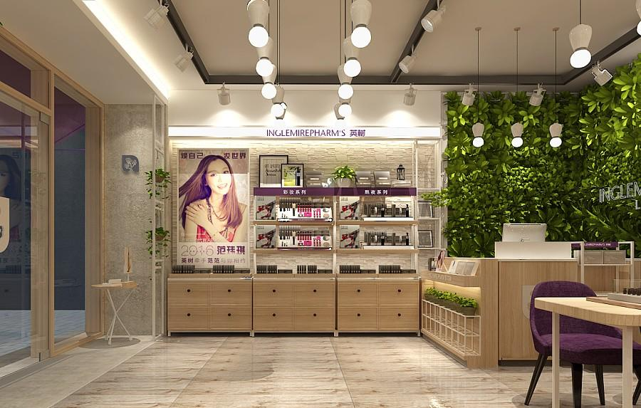 low cost display cosmetic high-end for decoration-3