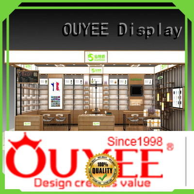 furniture design units stand cosmetic shop OUYEE