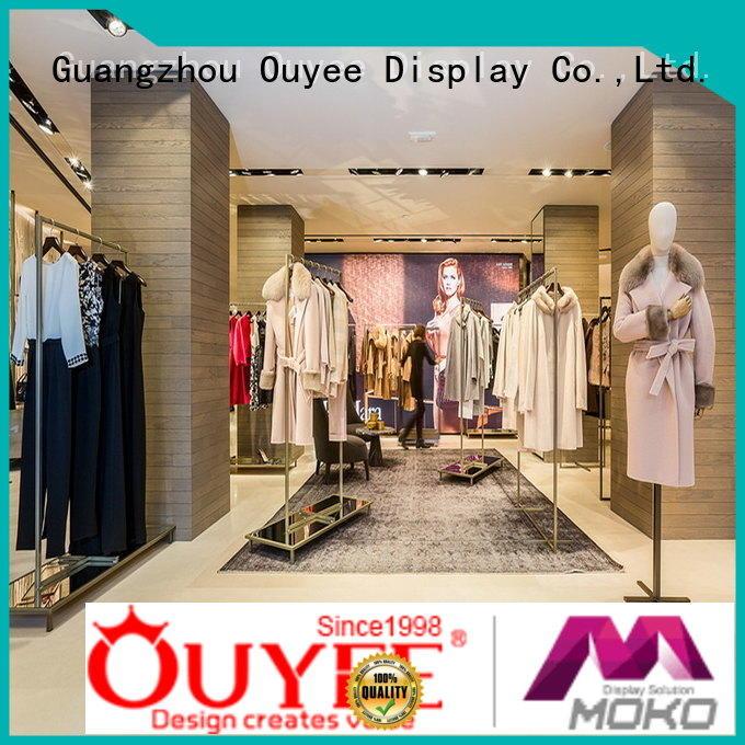 OUYEE Brand lingerie clothing shelves children factory