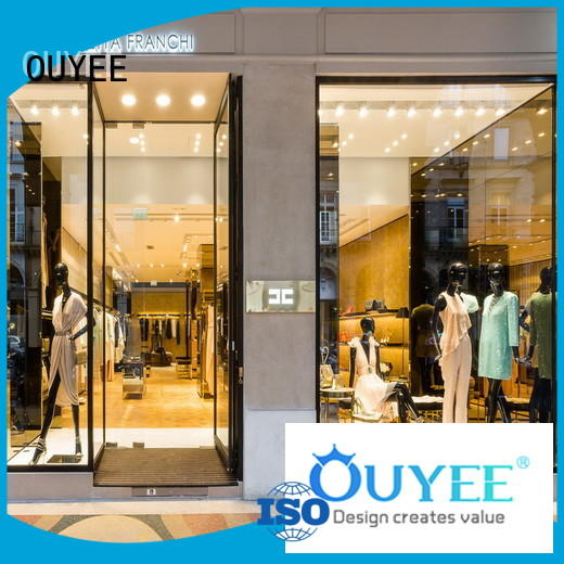 OUYEE top-selling clothes display stand cheapest price for garment display