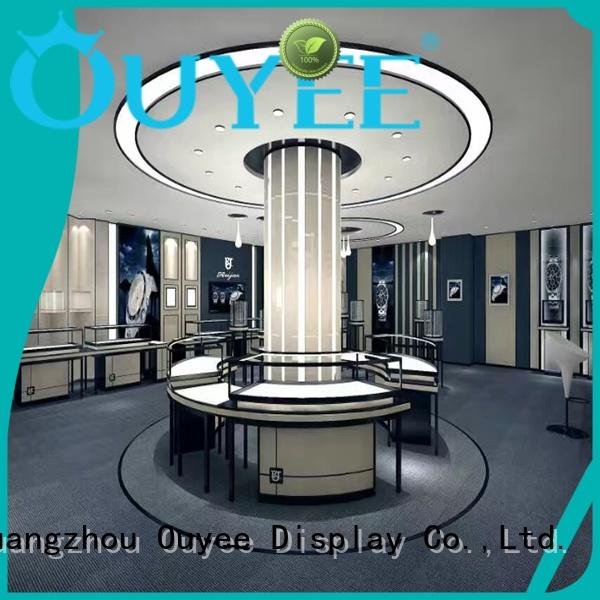 OUYEE chic style retail fixtures low-cost for wholesale