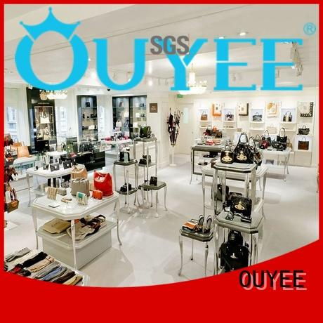 Quality OUYEE Brand shoe cabinet furniture clothes