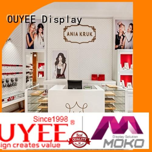 OUYEE high quality jewelry displays for sale OBM for store
