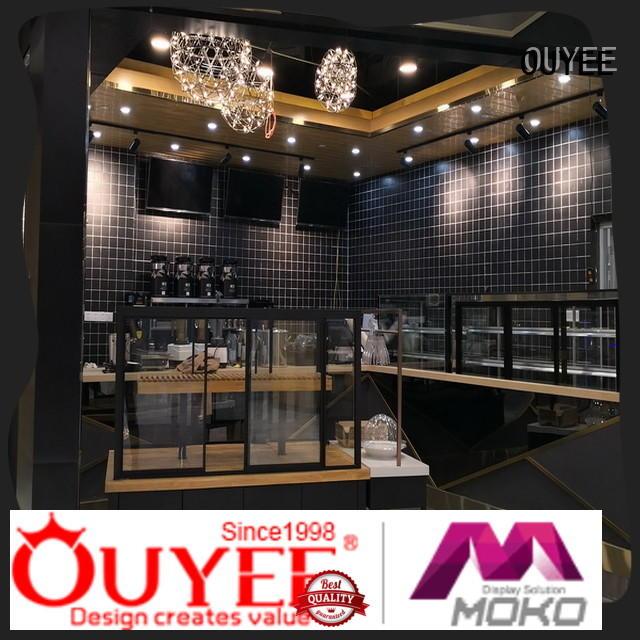 modern coffee shop interior design bulk production for restaurant