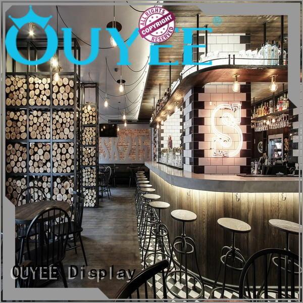 Quality OUYEE Brand kiosk coffee shop shop