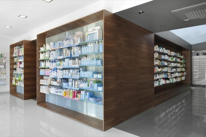 OUYEE commercial pharmacy storage racks newest for medicine-1