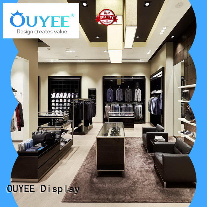 top brand display hangers for clothes high-end for wholesale OUYEE