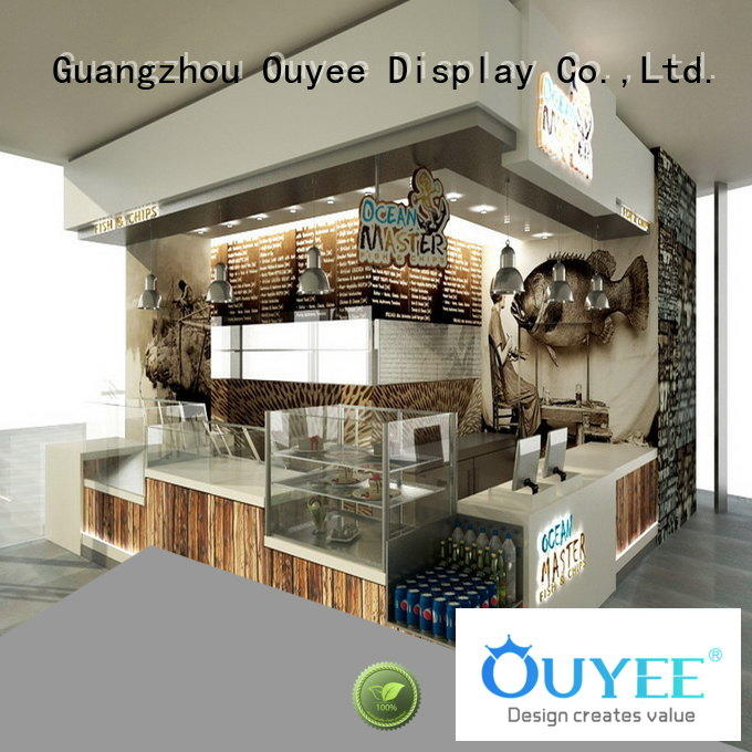 on-sale simple coffee shop design commercial for furniture OUYEE