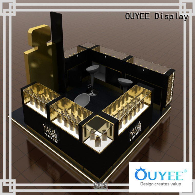 counter rack perfume rack stand fragrances case OUYEE Brand