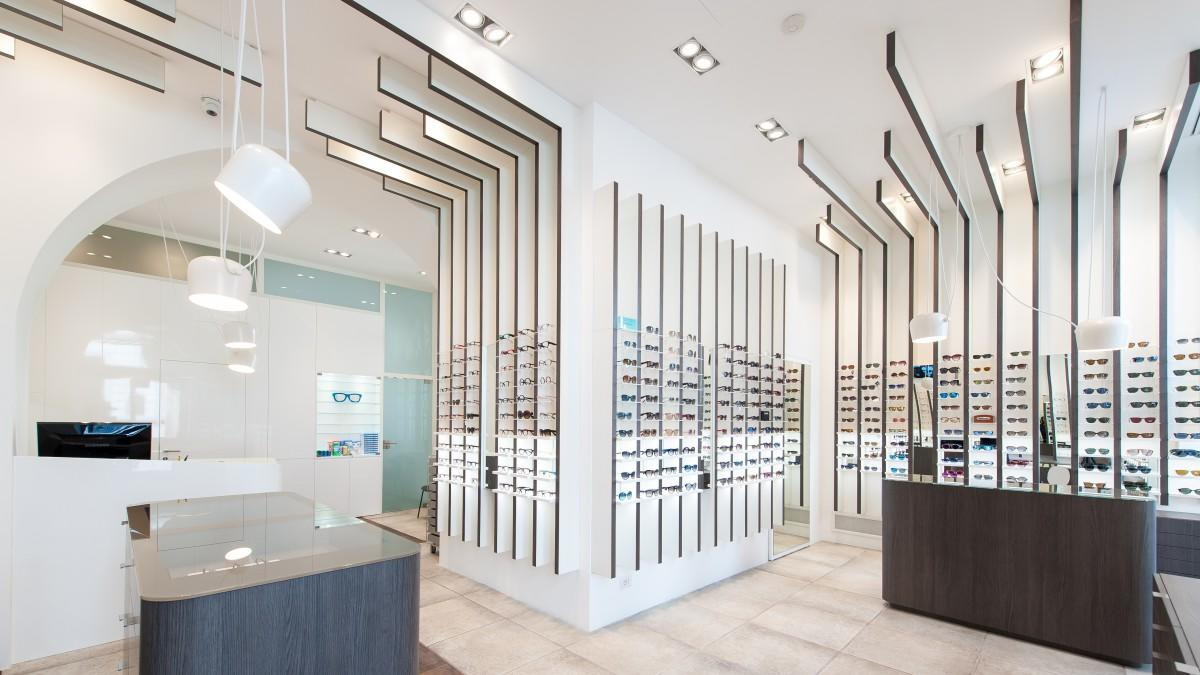 OUYEE wooden acrylic eyewear displays for wholesale for shop-3