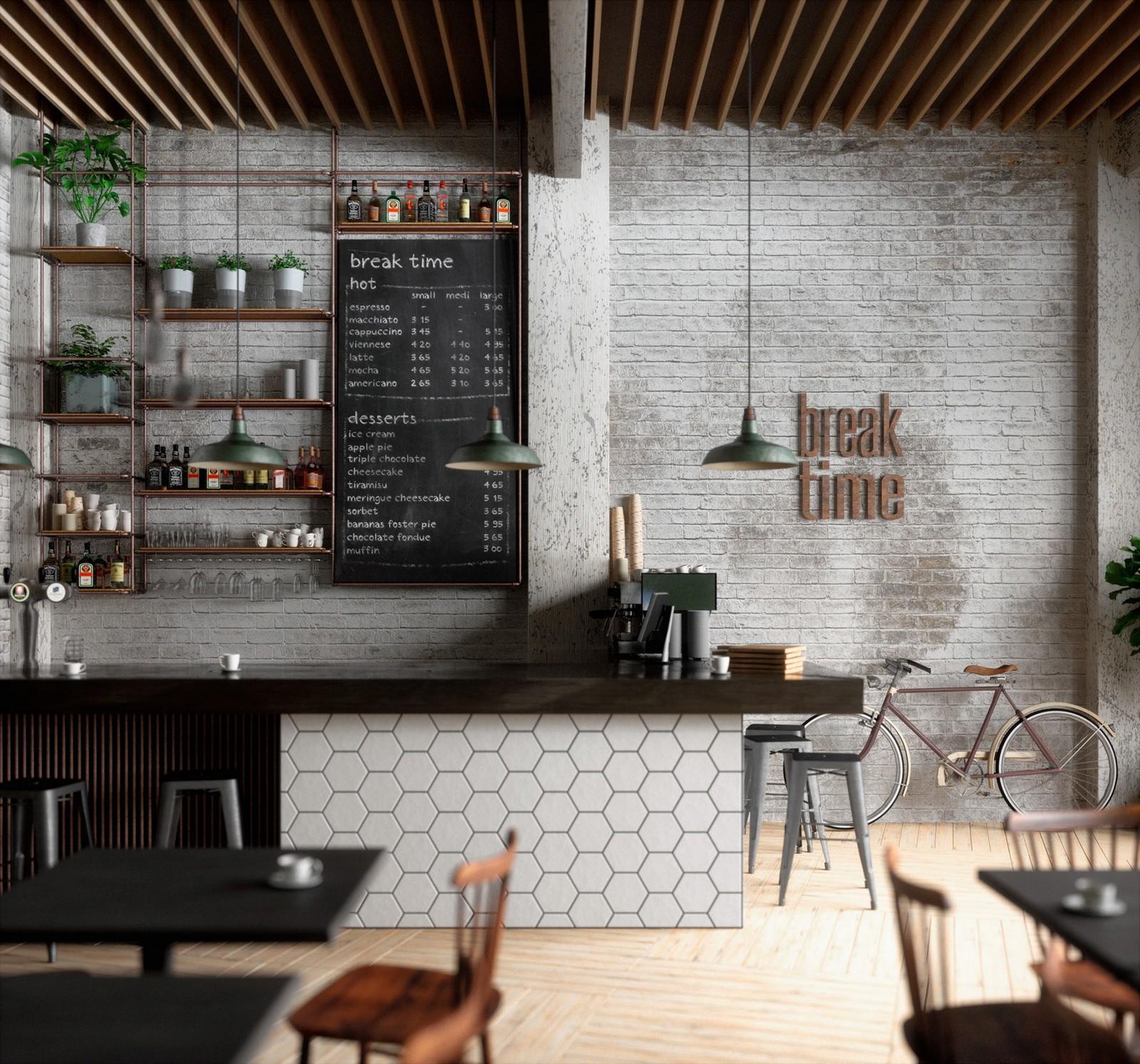 OUYEE best design coffee shop design ideas bulk production for club-1