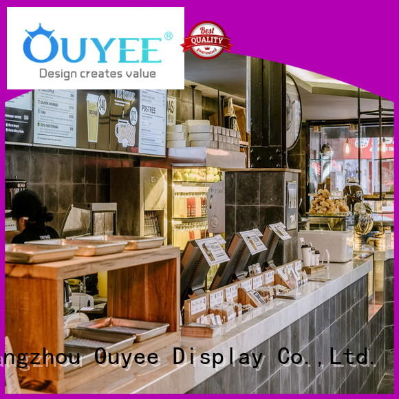 OUYEE Brand bar stand cafe kiosk coffee shop sale