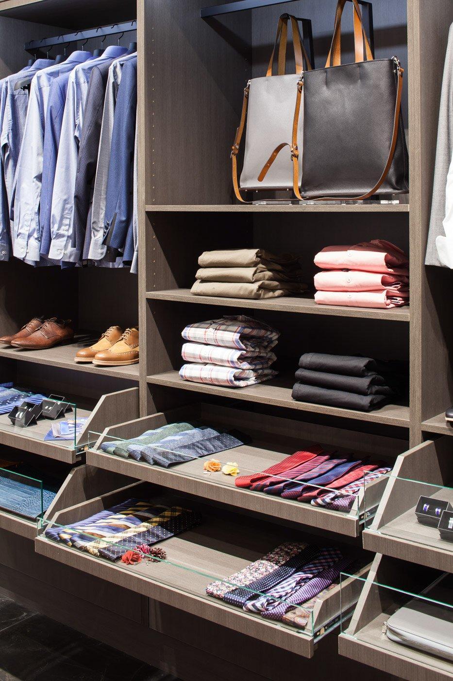 Garment Shop Decoration Furniture