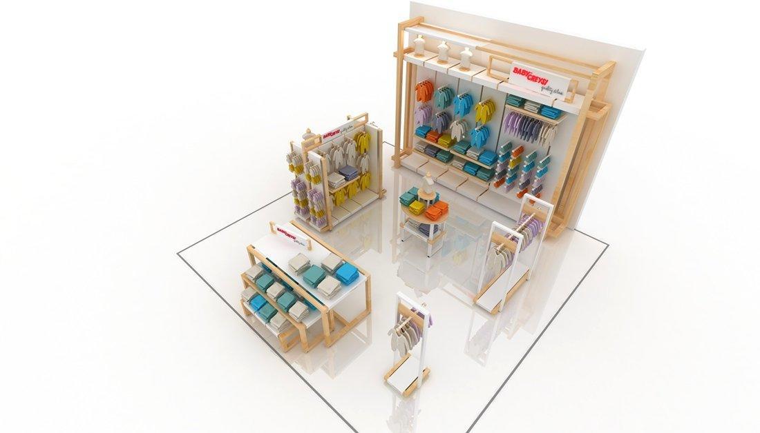 Baby Shop Design