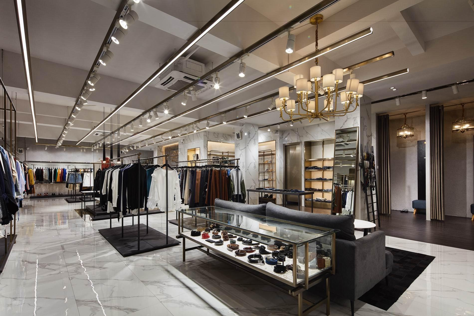 Ladies Clothes Shop Design