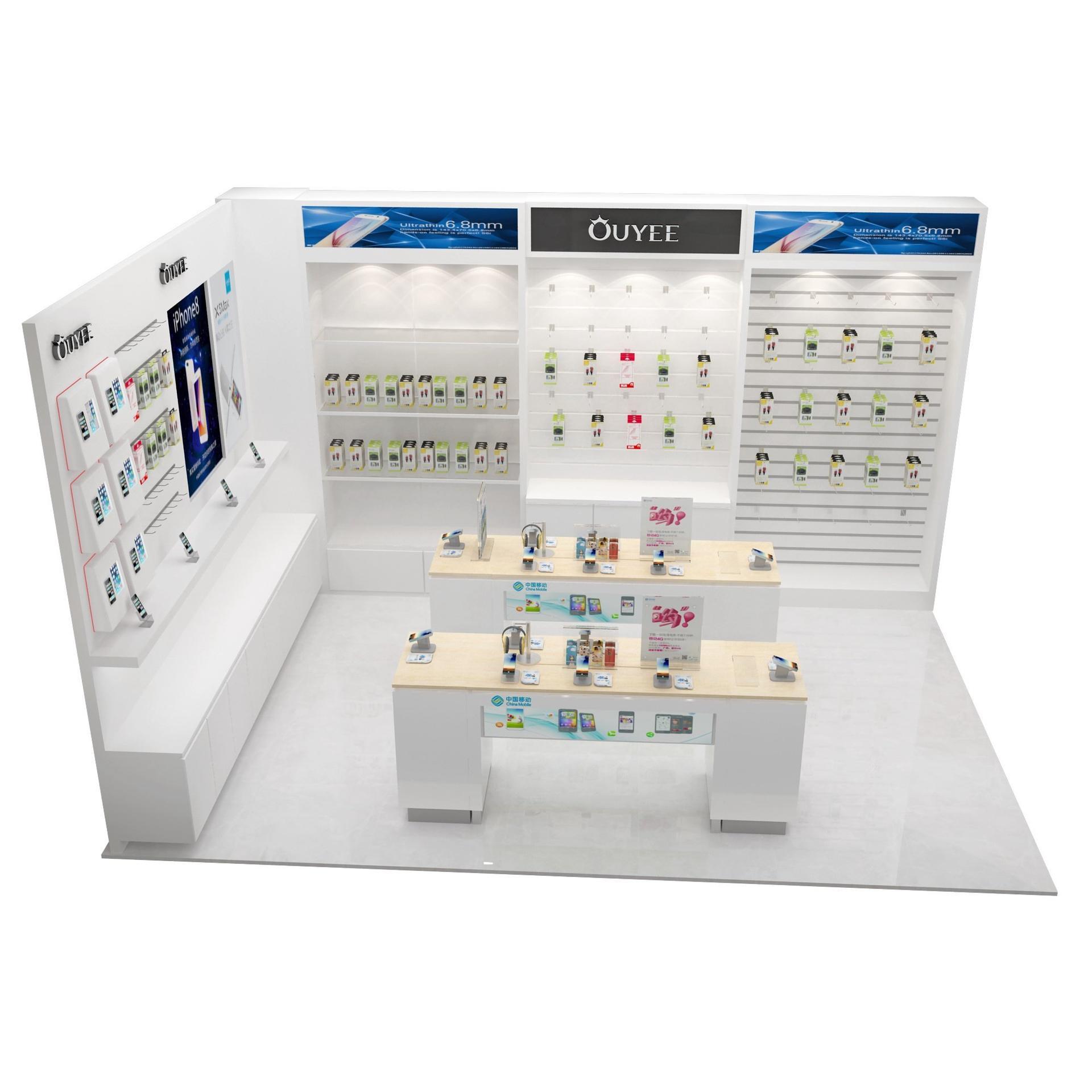 Mobile Shop Counter