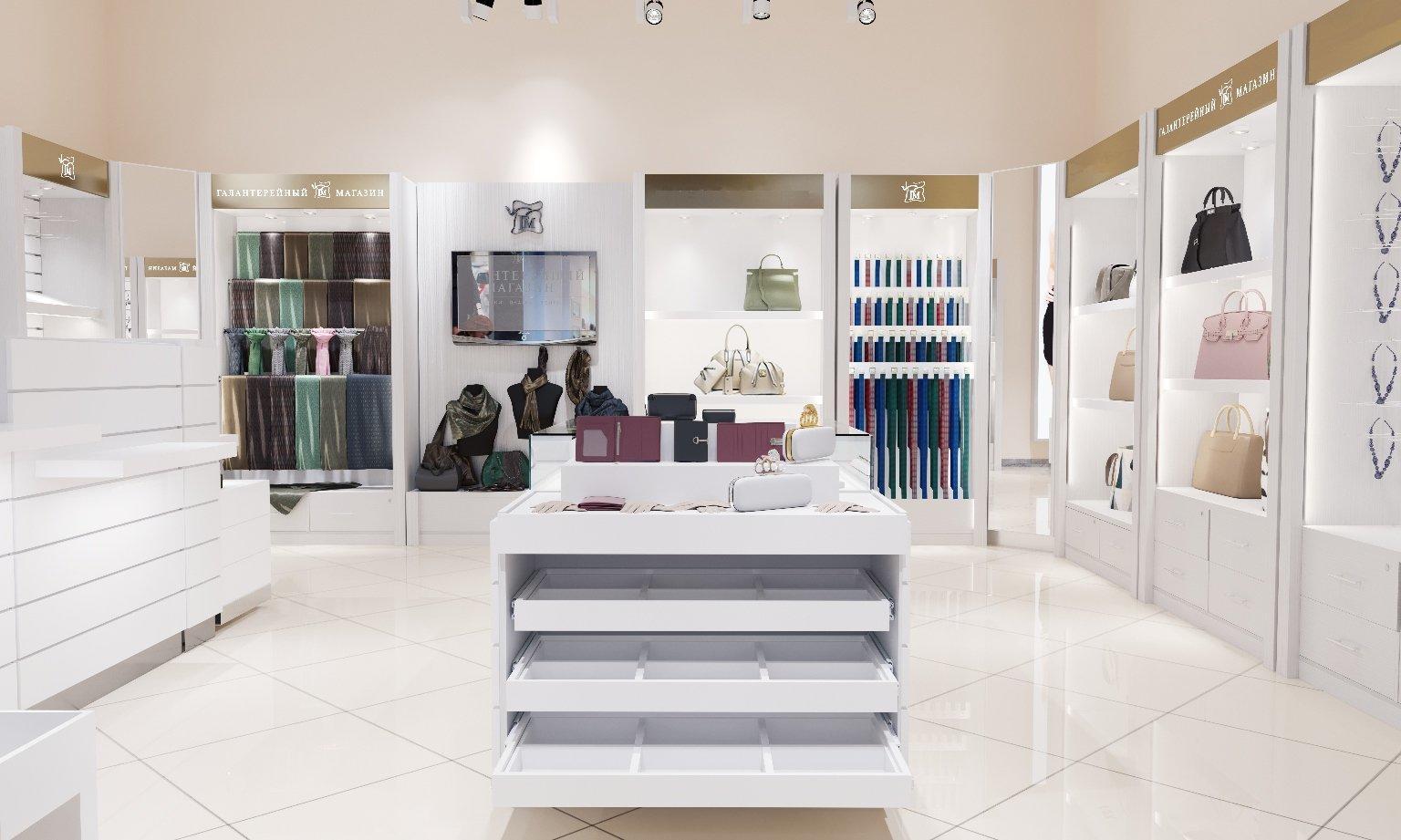 Bags Store Furniture