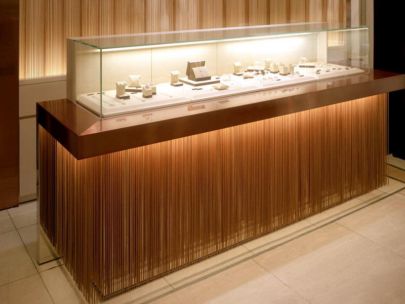 Jewelry Store Displays OY-JWSD002