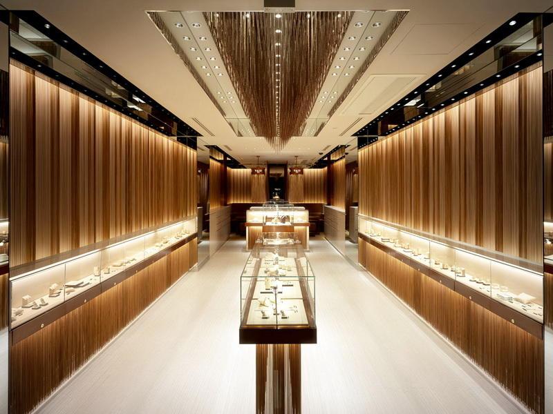 Jewelry Store Displays OY-JWSD002