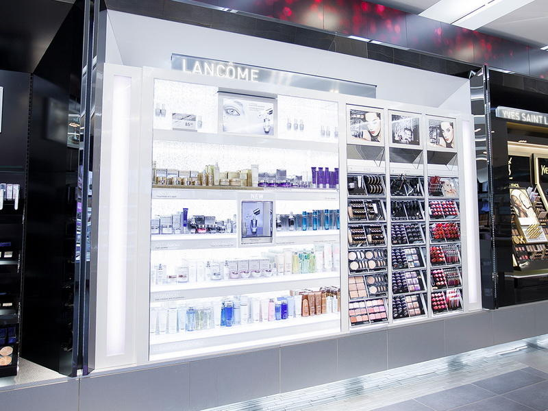 Cosmetic Shop Display OY-COSD002
