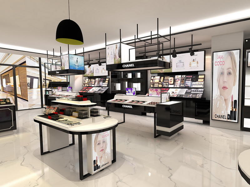 Makeup Store Design OY-COSD003