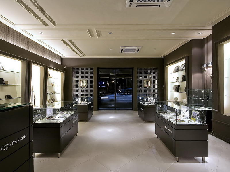 Jewellery Shop Display Counters-OY-JWSD007