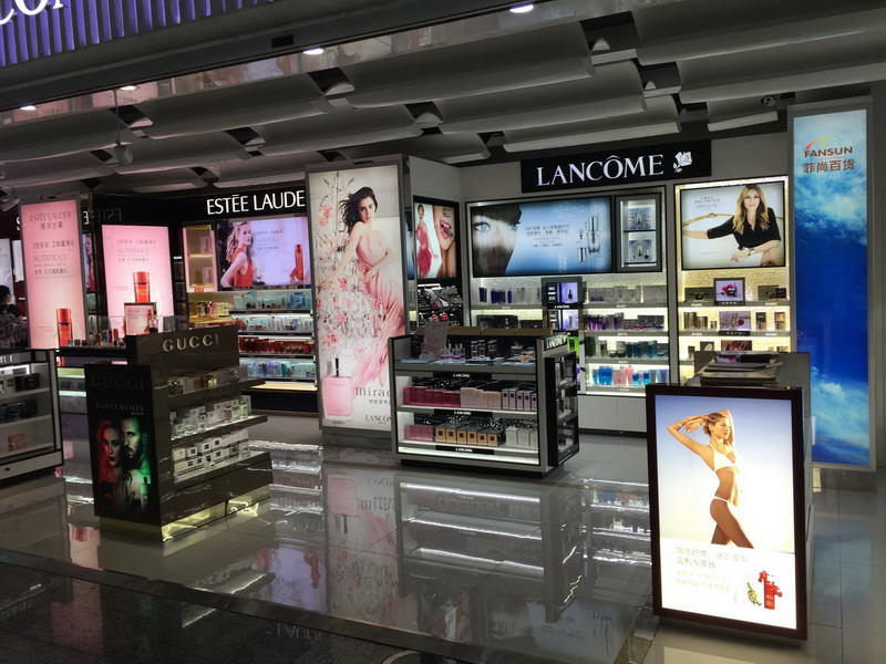 Cosmetics Shop Decoration OY-COSD011