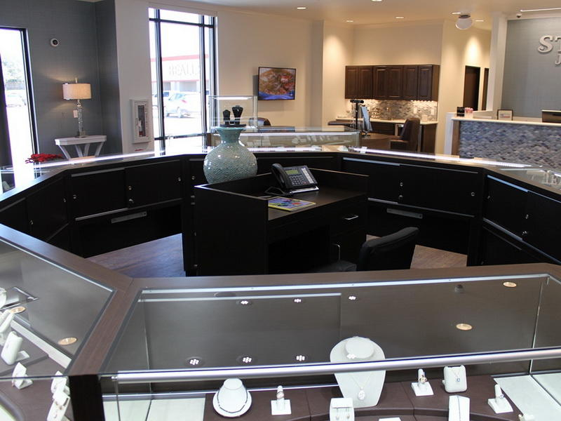 Jewellery Shop Interior Design OY-JWSD011