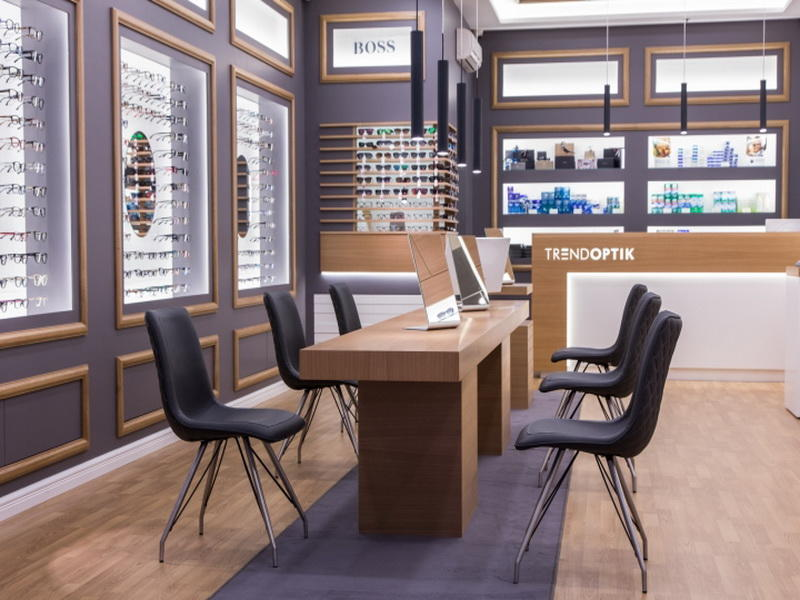 Glasses Shop Interior Design Optical Display Ideas OY-OSD002