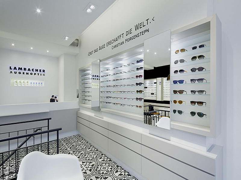 Optical Shop Design Eyewear Display Stand OY-OSD004