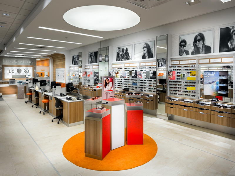Optical Shop Sunglass Display Stand OY-OSD007