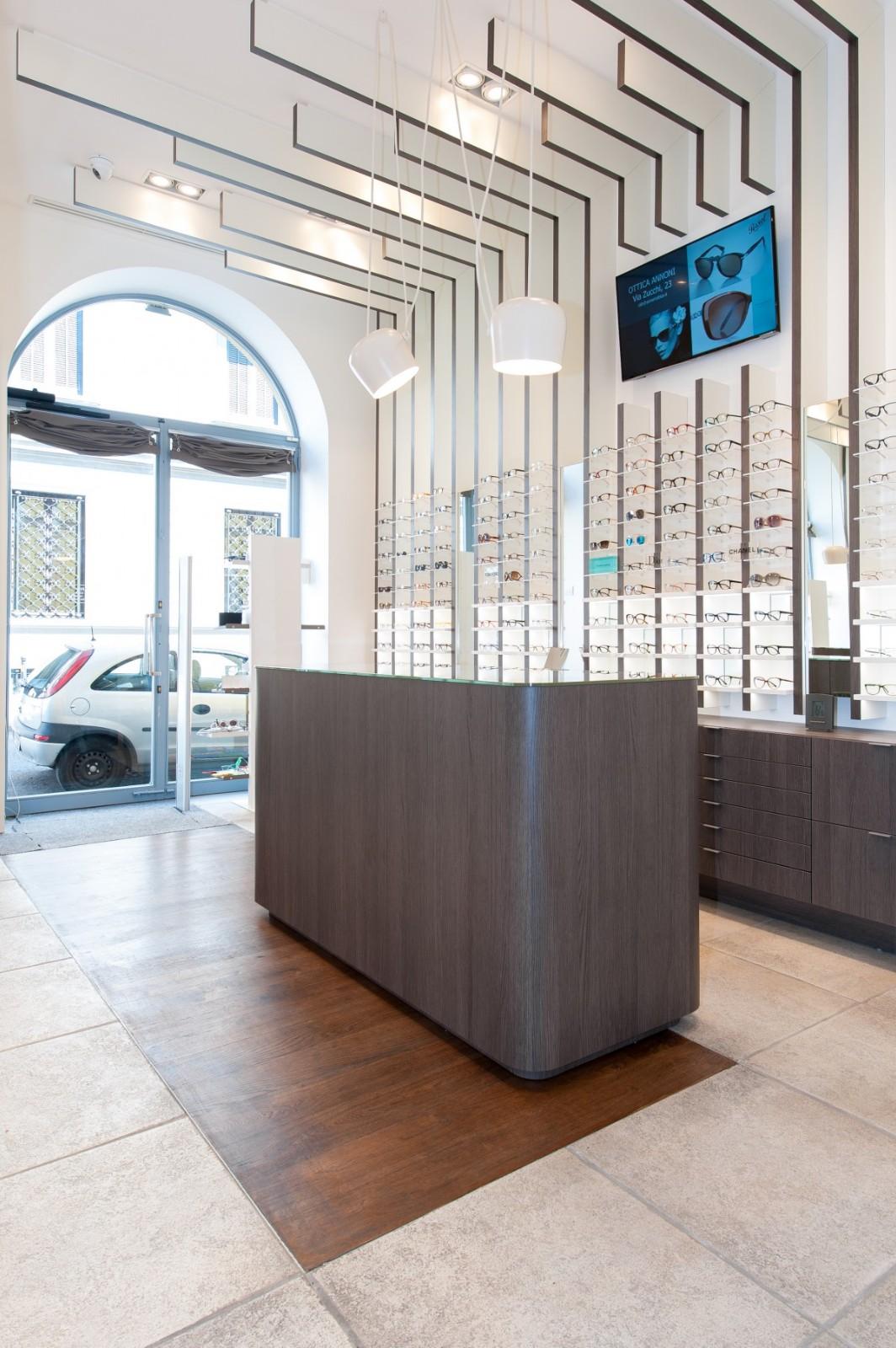 OUYEE wooden acrylic eyewear displays for wholesale for shop-6