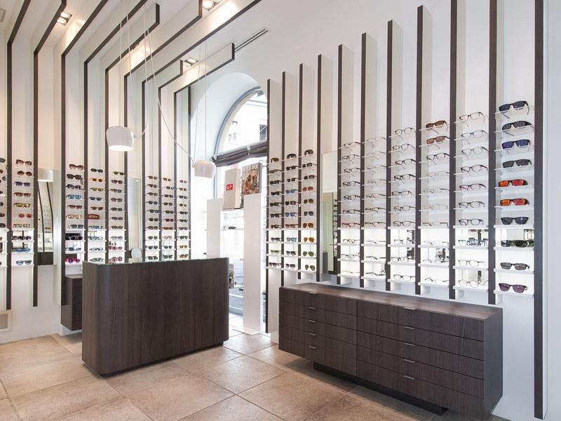 OUYEE wooden acrylic eyewear displays for wholesale for shop-7