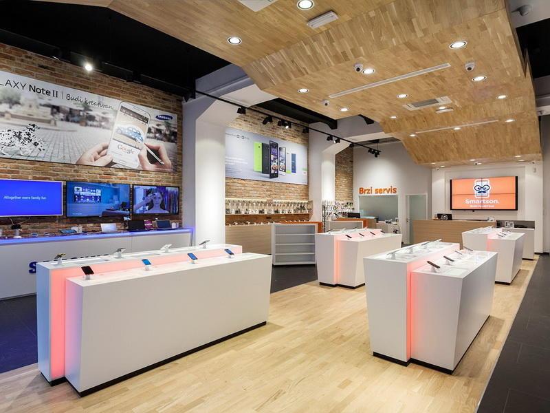 Wooden Mobile Shop Design OY-MSD004