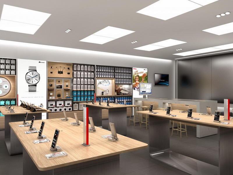 Electronic Store Mobile Shop Design Ideas OY-MSD012