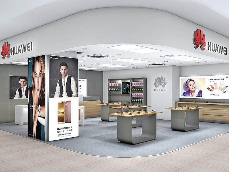 Phone Shop Furniture Mobile Store Designs OY-MSD016