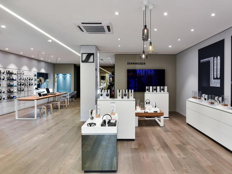 Mobile Phone Shop Counter Design OY-MSD018