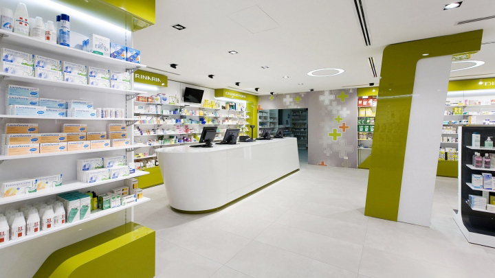 OUYEE on-sale pharmacy design fast delivery for display-4