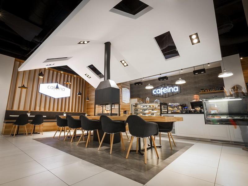 Coffee Shop Design OY-CSD001