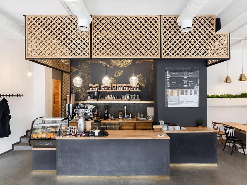 Cafe Interior Design OY-CSD002