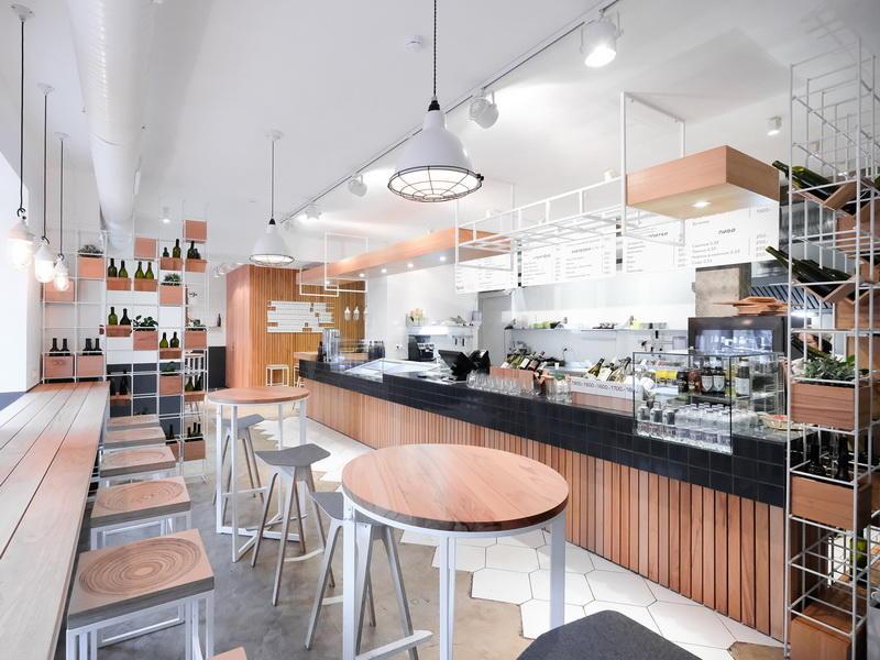 Coffee Bar Furniture OY-CSD003