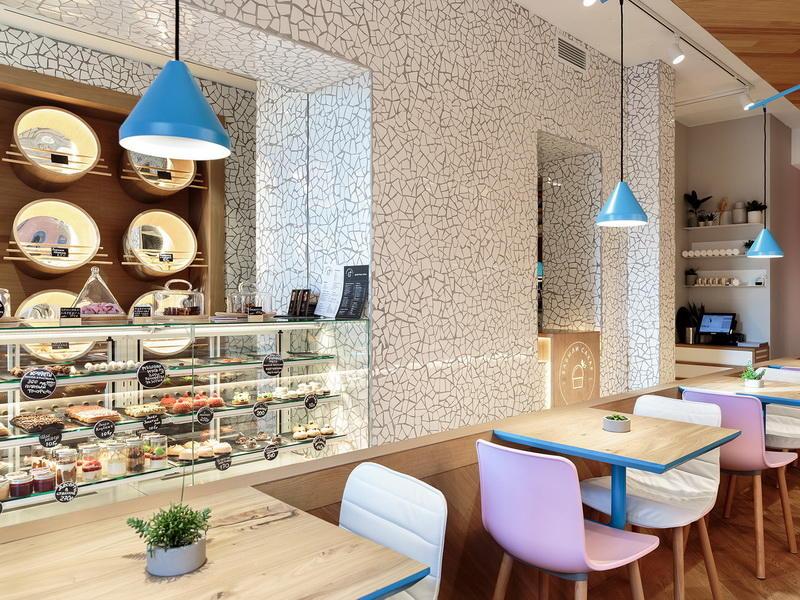 Coffee Shop Decor OY-CSD004