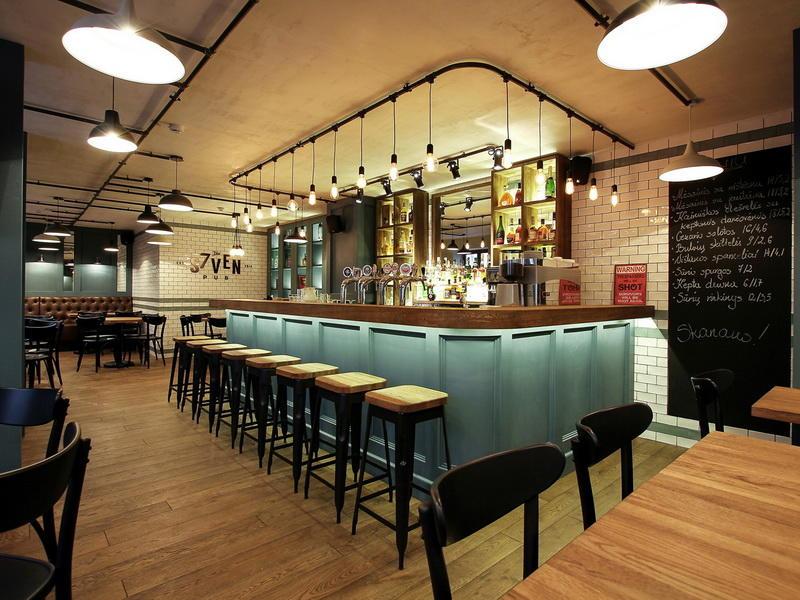 Coffee Shop Interior Design OY-CSD005