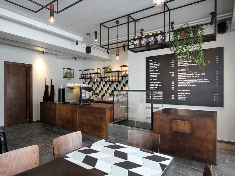 Cafe Design Ideas OY-CSD006