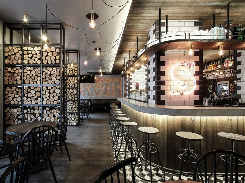 Coffee Shop Furniture OY-CSD007
