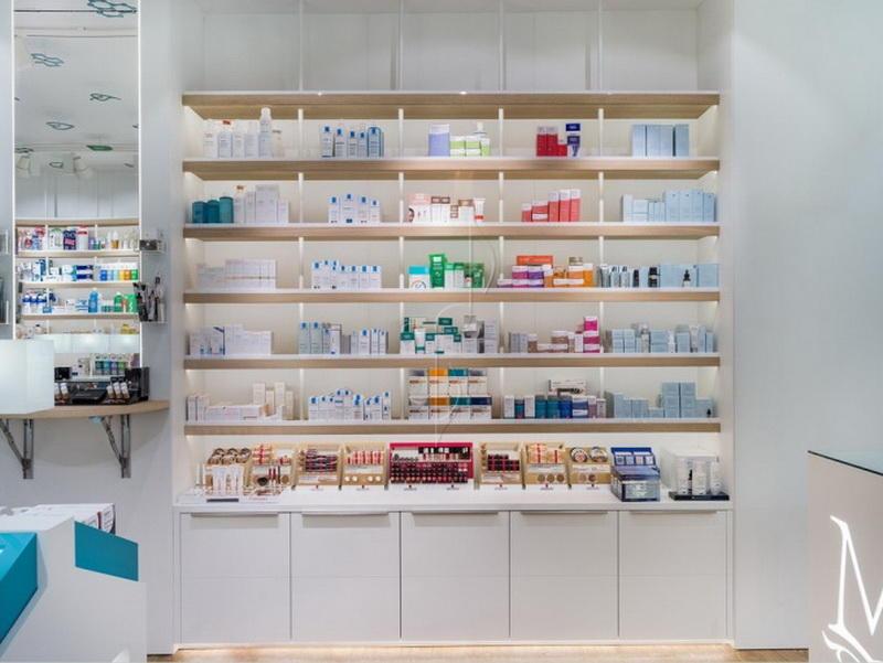 Custom Pharmacy Design  OY-PSD009