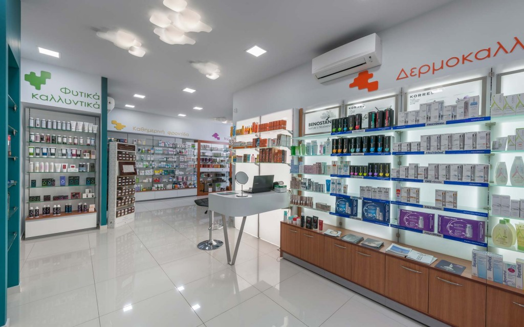 OUYEE durable medical store design fast installation for store-4