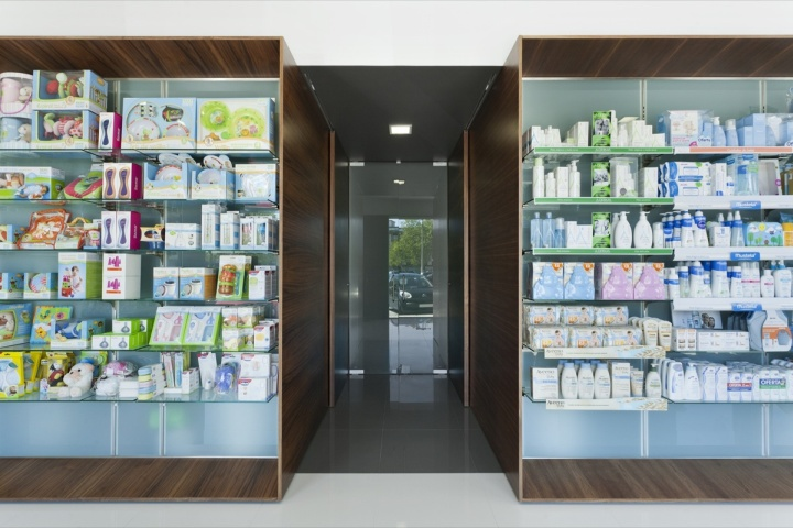 OUYEE commercial pharmacy storage racks newest for medicine-4